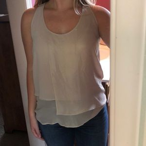 Seven for all Mankind Gold Tank Top
